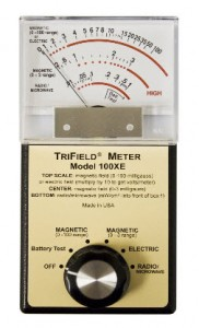 Image of the Trifield EMF Meter
