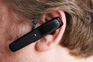 Bluetooth radiation
