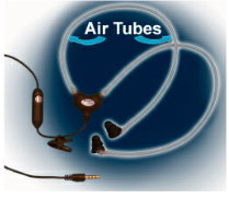 air tube headset