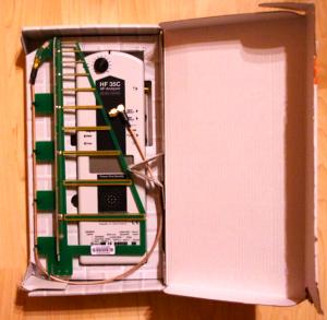 HF35C in box