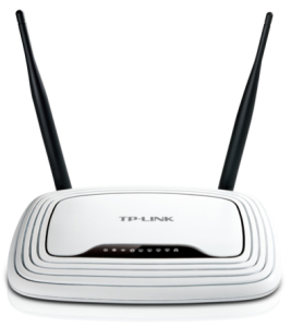TP link - low EMF modem to reduce WiFi radiation