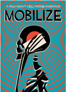 Mobilize cell phone radiation