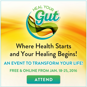 Heal your gut EMFs