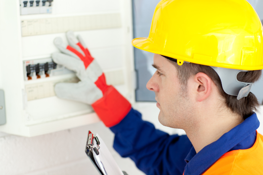 electricians and wiring