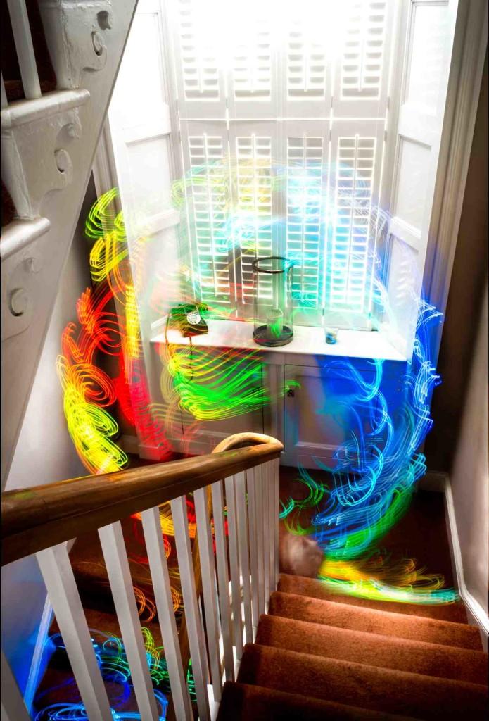 wifi radiation domestic staircase electricsense
