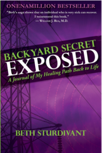 backyard secret exposed - a journal of my healing path back to life