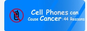 cell phones can cause cancer