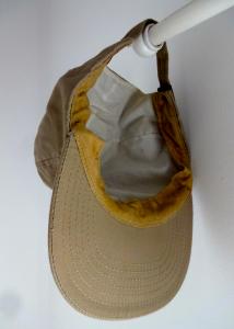 EMF shielded cap