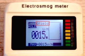 cornet ed88t electric field meter