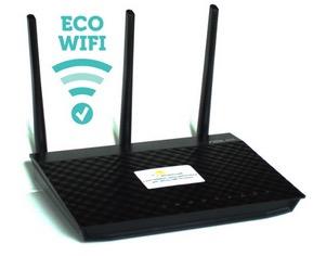 Eco-WiFi: Low Radiation WiFi Router