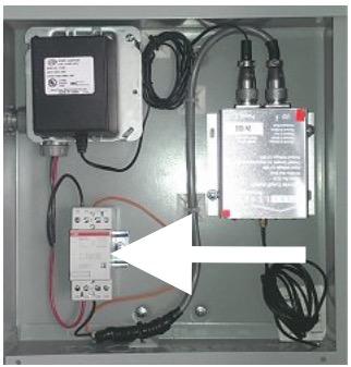 Remote Circuit Cut-Off Switch