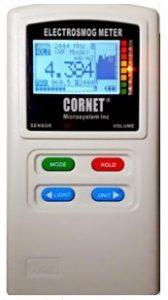 Cornet EMF meter