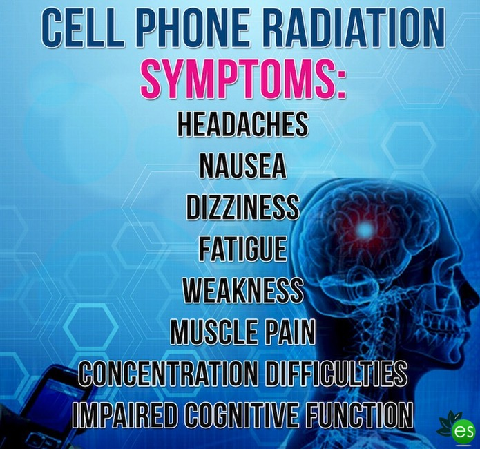 cell phone headache