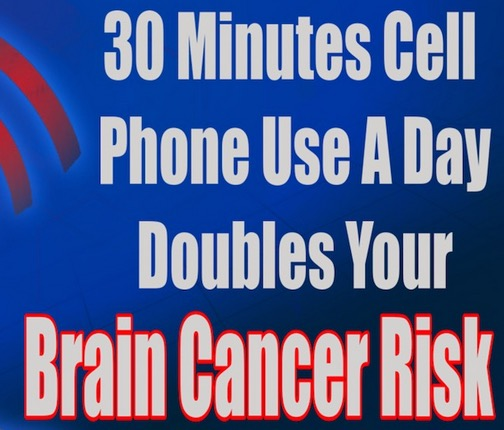 cell phone brain cancer risk