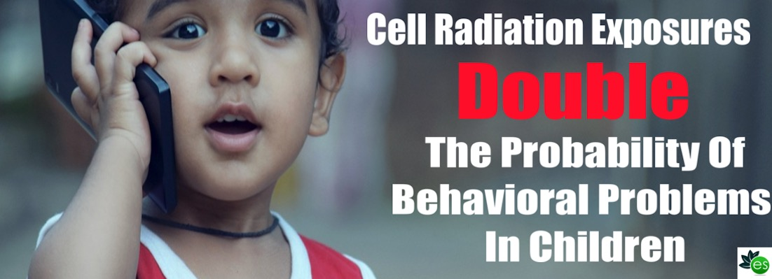 cell phone radiation children