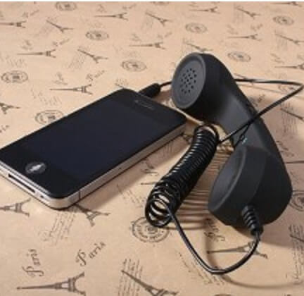 iPhone Retro Handset