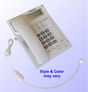 Low EMF Telephone