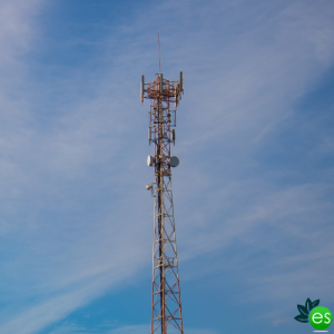 Wireless radiation antenna