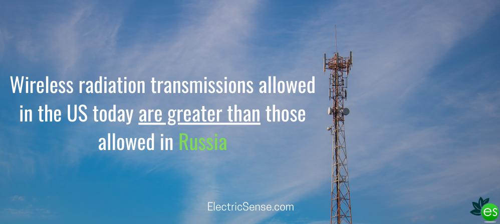 antenna wireless radiation